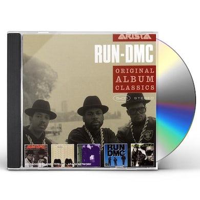 Run DMC ORIGINAL ALBUM CLASSICS CD