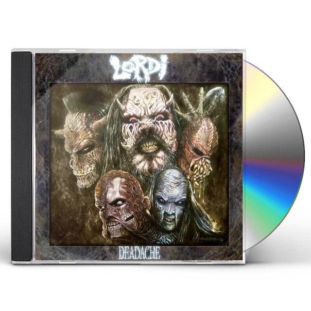 Lordi DEADACHE CD