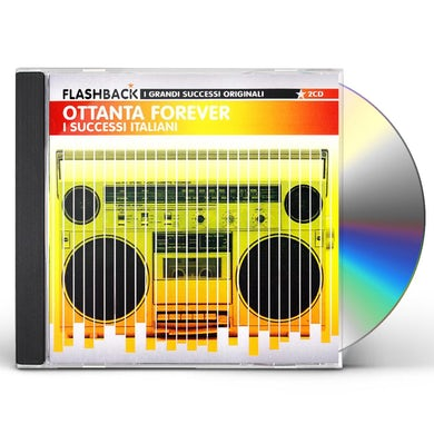 Flashback OTTANTA FOREVER-I SUCCESSI ITALIANI CD