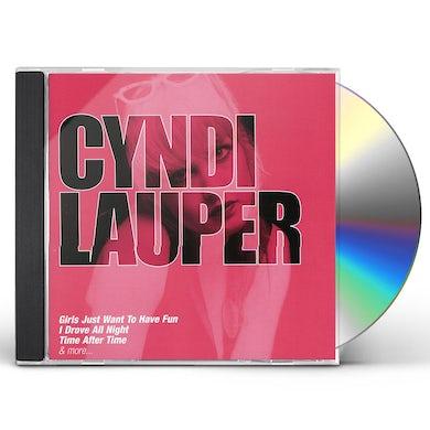 Cyndi Lauper COLLECTIONS CD