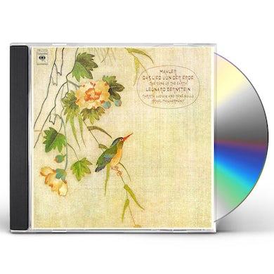 Mahler / Leonard Bernstein DAS LIED VON DER ERDE CD