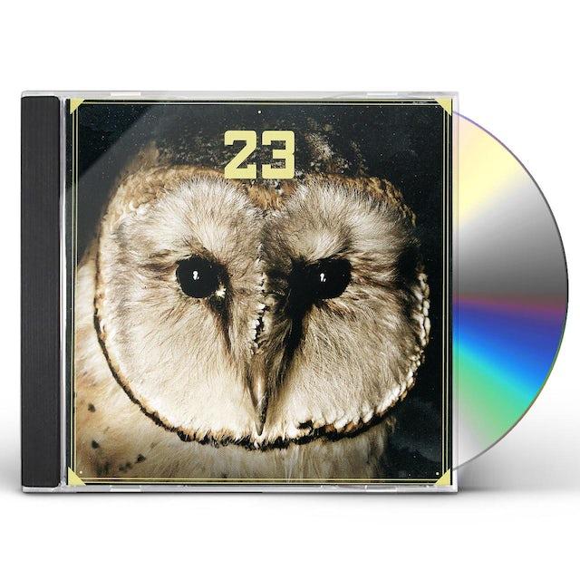 Bushido and Sido 23 CD