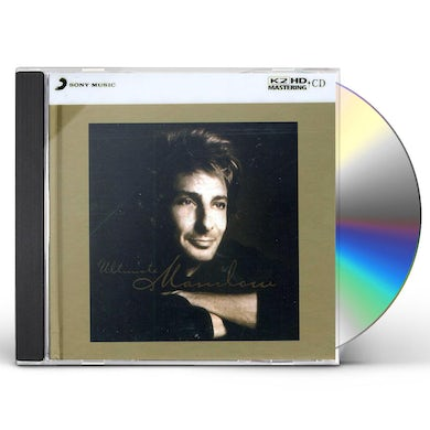 Barry Manilow ULTIMATE MANILOW CD