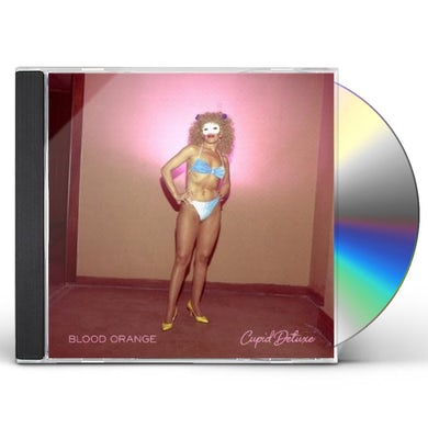 Blood Orange CUPID DELUXE CD