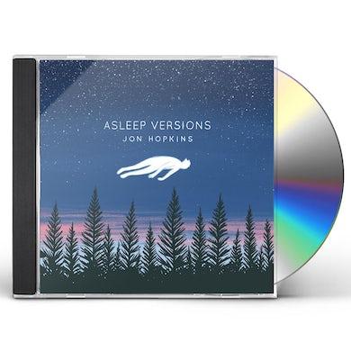 Jon Hopkins ASLEEP VERSIONS CD