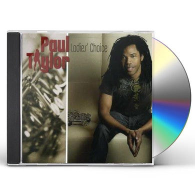 Paul Taylor LADIES CHOICE CD