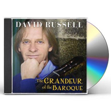 David Russell GRANDEUR OF THE BAROQUE CD