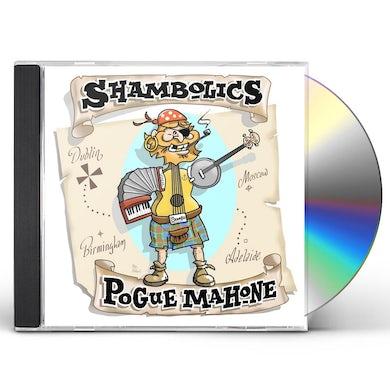 Shambolics  POGUE MAHONE CD