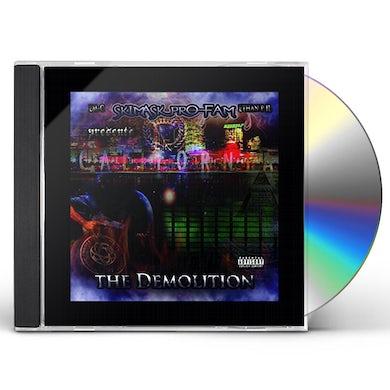 eMC DEMOLITION CD