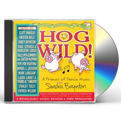 Sandra Boynton HOG WILD CD
