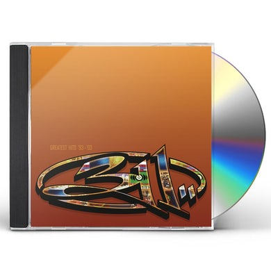 311 Greatest Hits '93-'03 CD