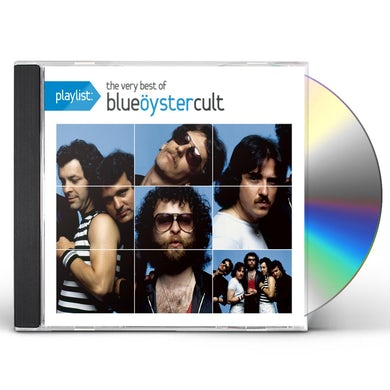 Blue Oyster Cult Playlist:Very Best Of Blue Oyster Cul CD