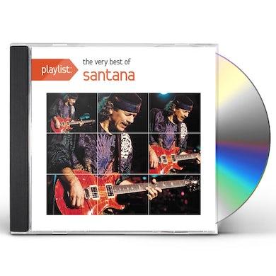 Santana PLAYLIST: VERY BEST OF CD