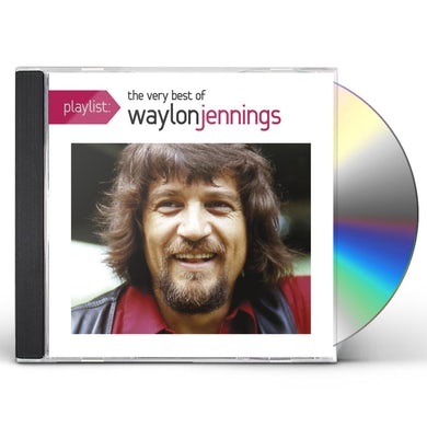 Waylon Jennings PLAYLIST: VERY BEST OF CD