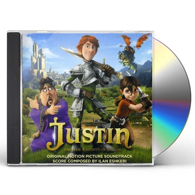 Ilan Eshkeri JUSTIN & THE KNIGHTS OF VALOUR (SCORE) / Original Soundtrack CD
