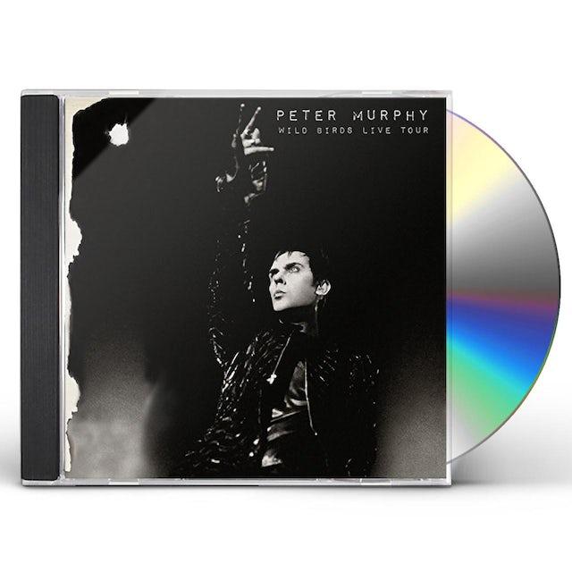 Peter Murphy WILD BIRDS LIVE TOUR CD