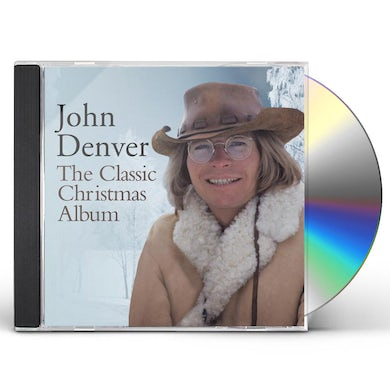 John Denver CLASSIC CHRISTMAS ALBUM CD