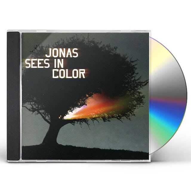 Jonas Sees In Color CD
