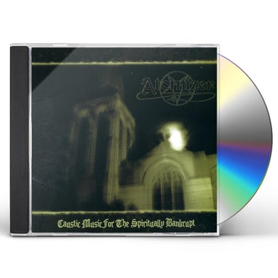 Atomizer CAUSTIC MUSIC FOR THE SPIRITUALLY BANKRUPT CD