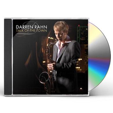 Darren Rahn TALK OF THE TOWN CD