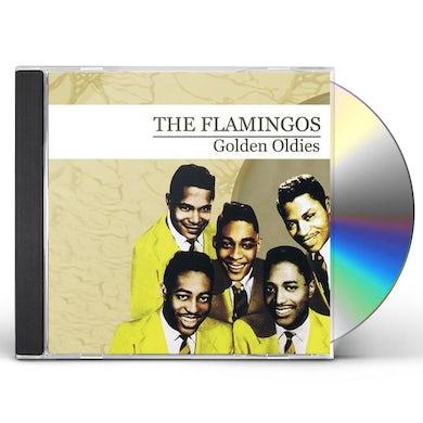 Flamingos GOLDEN OLDIES CD