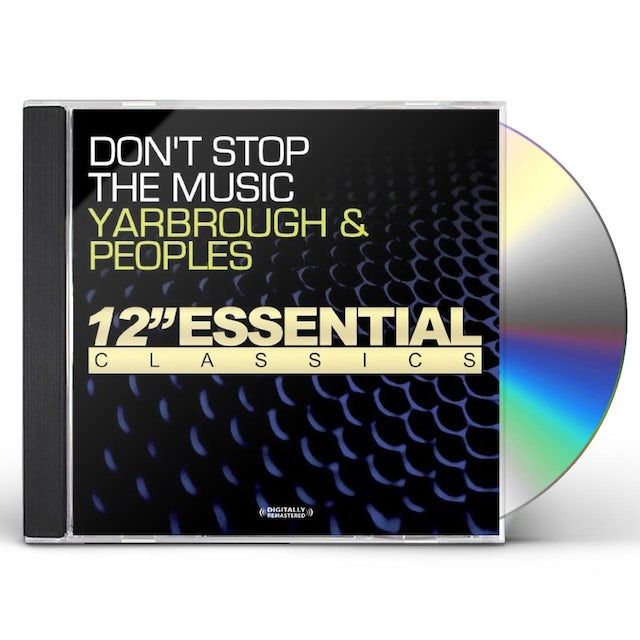 Yarbrough & Peoples DON'T STOP THE MUSIC CD