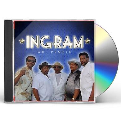 Ingram OH PEOPLE CD