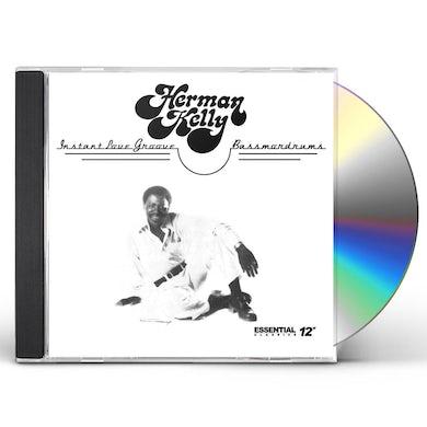 INSTANT LOVE GROOVE / BASSMORDRUMS CD
