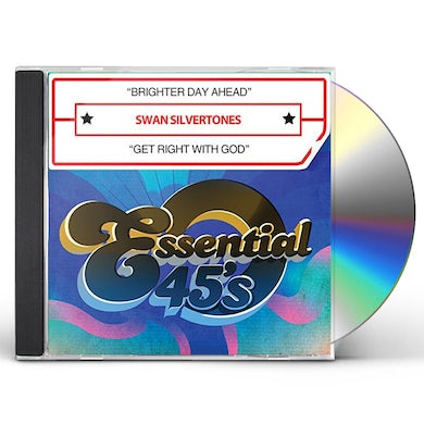 BRIGHTER DAY AHEAD / GET RIGHT WITH GOD CD