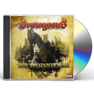 Snowgoons TROJAN HORSE CD