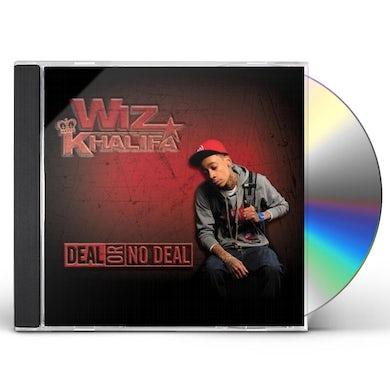 Wiz Khalifa DEAL OR NO DEAL CD