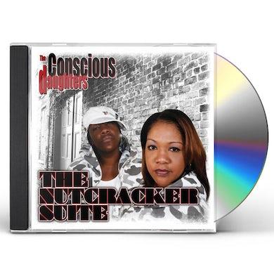 Conscious Daughters NUTCRACKER SUITE CD