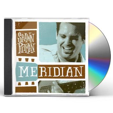 Shawn Pittman MERIDIAN CD