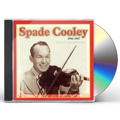 Spade Cooley 1941-47 CD