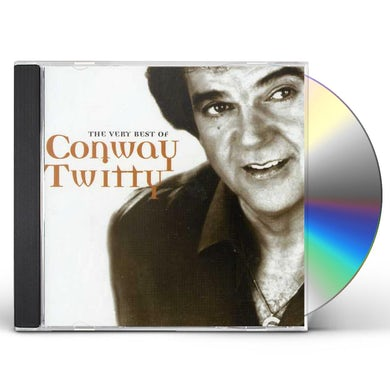 Conway Twitty VERY BEST OF CD