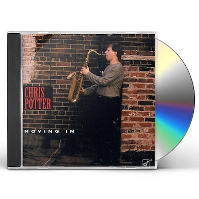 Chris Potter MOVING IN CD