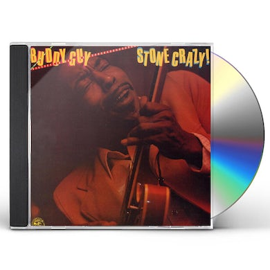 Buddy Guy STONE CRAZY CD