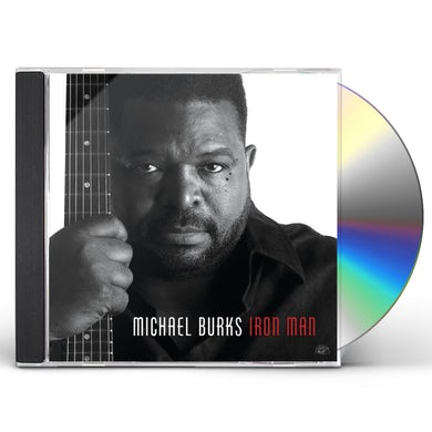 Michael Burks IRON MAN CD