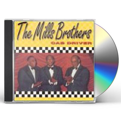 Mills Brothers CAB DRIVER CD