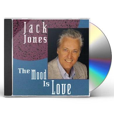 Jack Jones MOOD IS LOVE CD