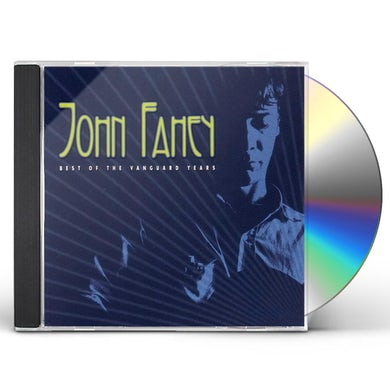 John Fahey BEST OF VANGUARD YEARS CD