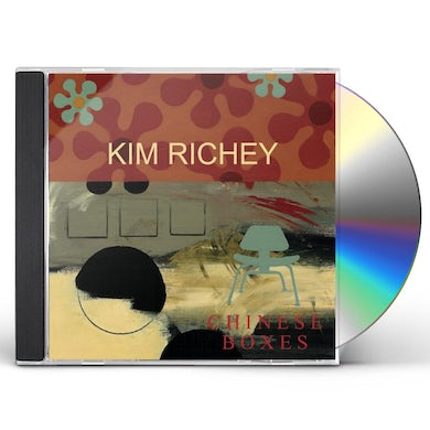 Kim Richey CHINESE BOXES CD