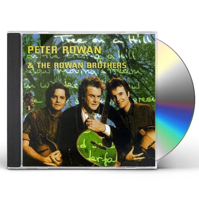 Peter Rowan TREE ON A HILL CD