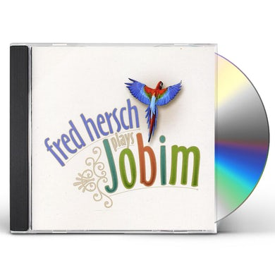 FRED HERSCH PLAYS JOBIM CD