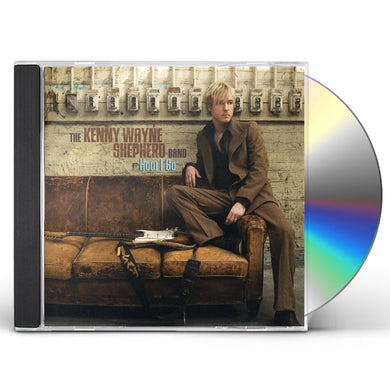 Kenny Wayne Shepherd HOW I GO CD
