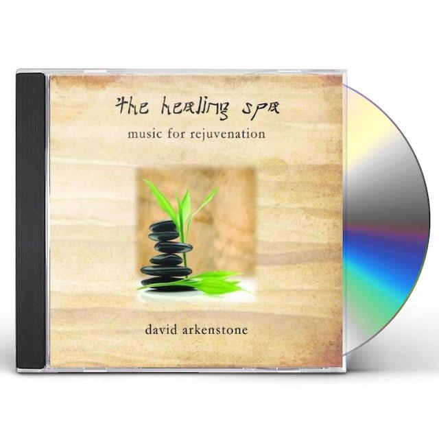David Arkenstone HEALING SPA: MUSIC FOR REJUVENATION CD