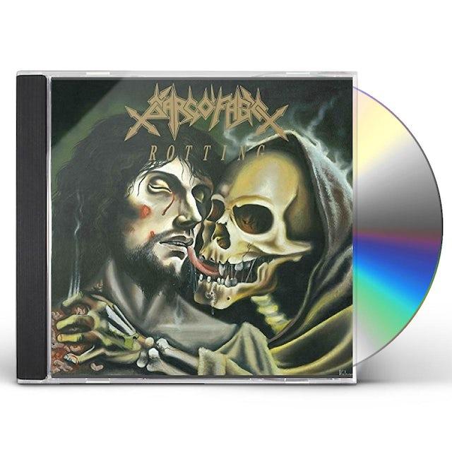 Sarcofago ROTTING CD