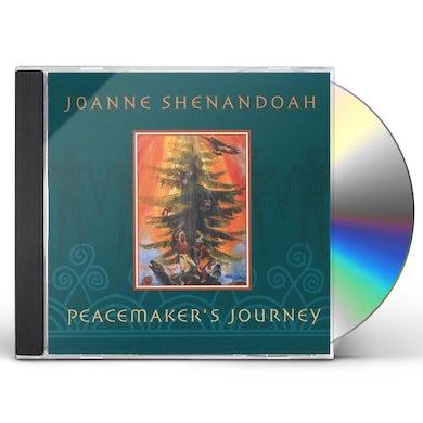 Joanne Shenandoah PEACEMAKER'S JOURNEY CD
