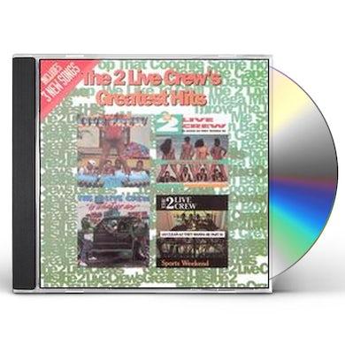 2 Live Crew GREATEST HITS CD