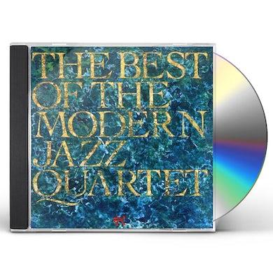 The Modern Jazz Quartet BEST OF CD